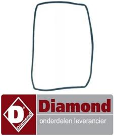 16665201400 - Oven deurrubber voor de DIAMOND E60/4PFV6