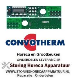 594403794 - Bedieningsprintplaat voor heteluchtoven OES6.06 Mini P3 model ST5020-BM CONVOTHERM