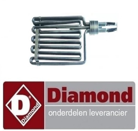 078180950 - VERWARMINGS ELEMENT VOOR E77/F124T-N (9000W)  E77/F DIAMOND