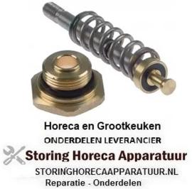 235541666 - Reparatieset voor reinigingspistool voor 540300 + 540401 sproeier, ventielbout, veer