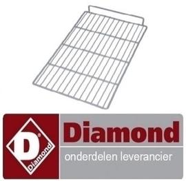 3987130001000 - Rooster voor tafels DIAMOND COMPACT Line