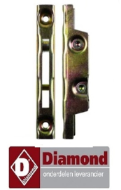 ST168401100 - STEUN SCHARNIER VOOR DEUR OVEN DIAMOND E60/4PFV6