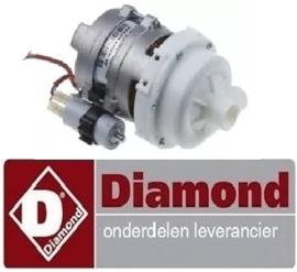 49880627 - Waspomp voor voorladervaatwasser DIAMOND DFS7