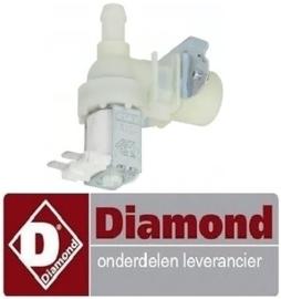 366F2712 - Waterinlaatventiel voor aardappelschilmachine DIAMOND PPF-18