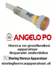 37332W0790 - Signaallamp geel friteuse ANGELO-PO 30FES