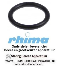121521120 - O-ring  vaatwasser element RHIMA