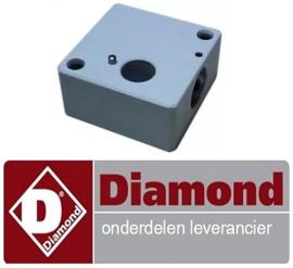 231P04.027 - Kap voor pomp slagroom machine DIAMOND MCV/2