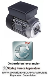 284500633 - Motor 370 Watt  CUPPONE PIZZAFORM P/33 EN DE P/45