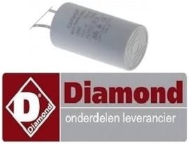 447F2587 - Condensator 20µF voor motor aardappelschilmachine DIAMOND PPF-18
