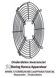 513601583 - Rooster voor ventilatorblad ø 254 mm H 17 mm bevestigingsafstand 1 290 mm