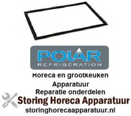 697AD023 - Polar deurrubber voor de vrieskast POLAR CD611
