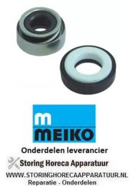 6920501095 - Glijring waspomp afdichting MEIKO ECO STAR 530F