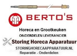 451107609 - Thermokoppel L 600mm BERTOS