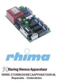 40250920003 - Printplaat vaatwasser RHIMA Print DR (DW083E)
