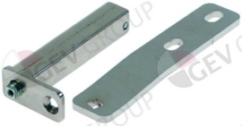 60601202 - Scharnier inbouwpositie rechts Gastro Line PLUS DIAMOND