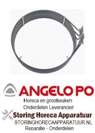 816419222 - Verwarmingselement 27000/29000W 400/415V voor Angelo Po