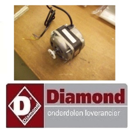 274NET5T16PVN001 - VENTILATOR MOTOR 16-25 WATT DIAMOND MY15/A1