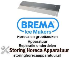 385695509 - Gordijn voor ijsblokjesmachine  BREMA