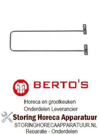 218415294  - Verwarmingselement 900W 230V voor Bertos oven