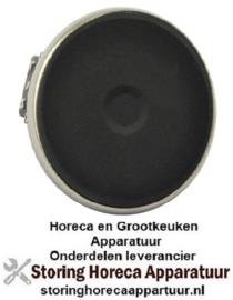 1561208253012 - Kookplaat 450 Watt / 230V Ø80mm (2-aansluitingen.)