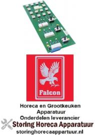 137402619 - Bedieningsprint Combi-steamer 1121/2021 met scherm FALCON