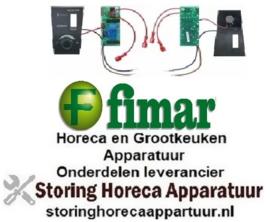 514402045 - Printplaat staafmixer FM3 met potentiometer 230V FIMAR