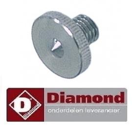 112454002 - MOER VOOR SPROEIARM DIAMOND DC502