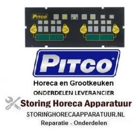 106698536 - Printplaat friteuse PITCO
