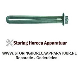 ST6415262 - Verwarmingselement 3000W - 230V - VC 3 inbouw ø 47,5mm L 260mm B 40mm H 36mm rondflens