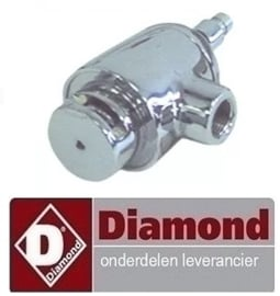 G22/M150I8-N - DIAMOND 150 LITER KOOKKETEL MAXIMA 2200 ONDERDELEN