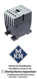 343380551 - Relais AC1 20A 230VAC (AC3/400V) voor MKN