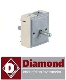 380661.102.00 - ENERGIEREGELAAR DUBBEL CIRCUIT 13 A DIAMOND