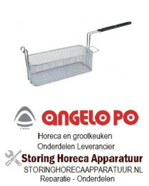 605970339 - Friteusekorf  L1 368mm B1 150mm H1 120mm  ANGELO PO