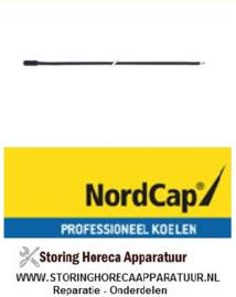 58941201006 - Temperatuurvoeler NTC 10kOhm kabel thermoplast voeler -40 tot +110° NordCap KU 280-SL CNS