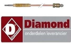107.0.100.0055 - Thermokoppel voor bakplaat DIAMOND PLANCHA