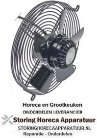 194602011 - Ventilator type R09R-2525A-2M-3539 ventilatorblad ø 250mm 230V 50/60Hz 95/130W