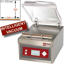 LX-80 - Vacuummachine DIAMOND HORECA