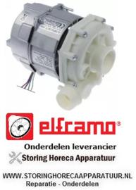 499217194 - Waspomp vaatwasser  230V,  50Hz,  fasen 1,  0,6 kW  ELFRAMO