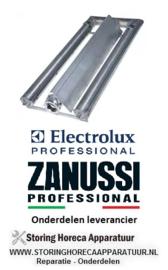 1284.01041.28 - Brander staafbrander 2-rijen lavasteengrill ZANNUSI - ELEKTROLUX