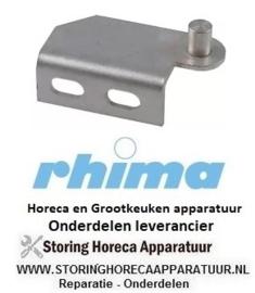 26751210030 - Deurscharnier scharnier inbouwpositie links vaatwasser RHIMA DR50