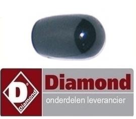 110RTCU700413 - KNOP VOOR VERLENGSTUK VAN VETUITLOOPKRAAN BAIN MARIE DIAMOND E77/BM4T-N