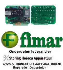 142403556 - Printplaat gehakt vleesmolen/kaasrasp GR 12S passend voor FIMAR 400V