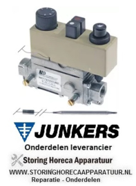 "183106024 - Gasthermostaat type 7743-633-402 t.max. 300°C 170-300°C gasingang 3/8"" recht JUNKERS"