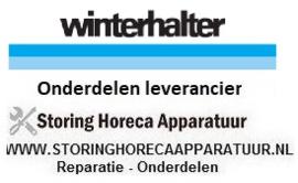 WINTERHALTER - HORECA EN GROOTKEUKEN VAATWASSER REPARATIE ONDERDELEN