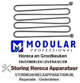 834417346 - Verwarmingselement 3000 Watt - 230 Volt voor Bain-Marie MODULAR