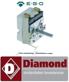 505A.060.42 - THERMOSTAAT 50-320° /400 V DIAMOND FF133