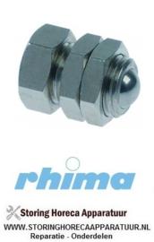 01851210019 - Deursluiting werpsluiting RHIMA