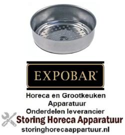 205528417 - Douche zeef ø 60mm H 18mm voor Expobar