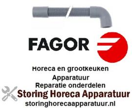 186505084 - Afvoerslang L 2000 mm recht voor vaatwasser FAGOR