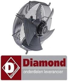 DIVERSE DIAMOND KOELCEL/VRIESCEL ONDERDELEN